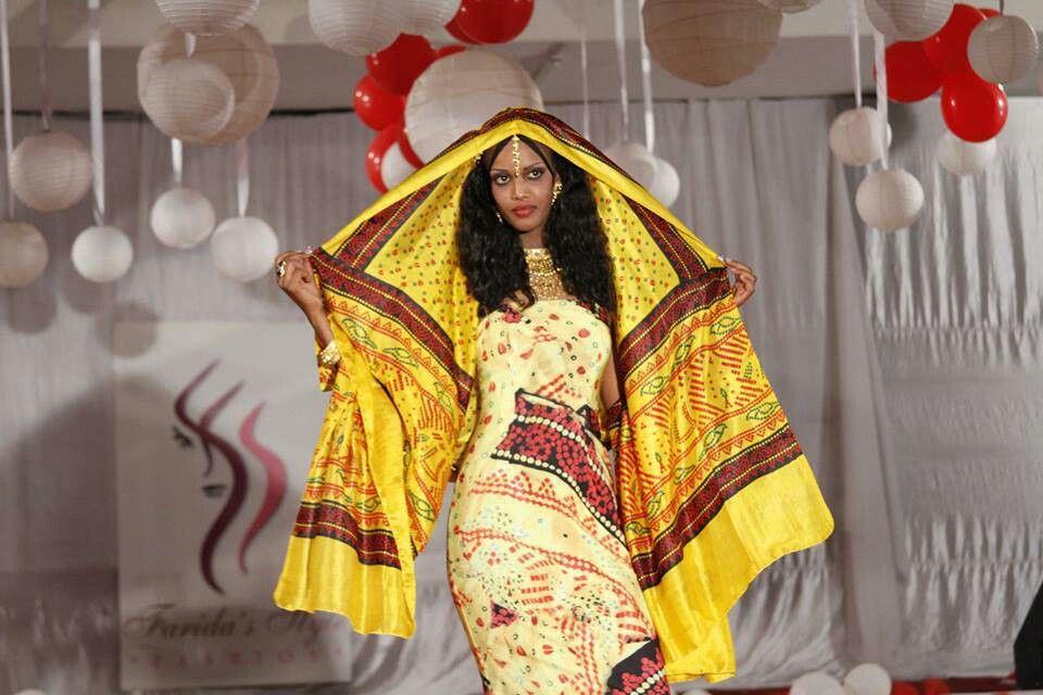 Farida's Style (Eritrea)Farida Deglel an Eritrean designer of ...