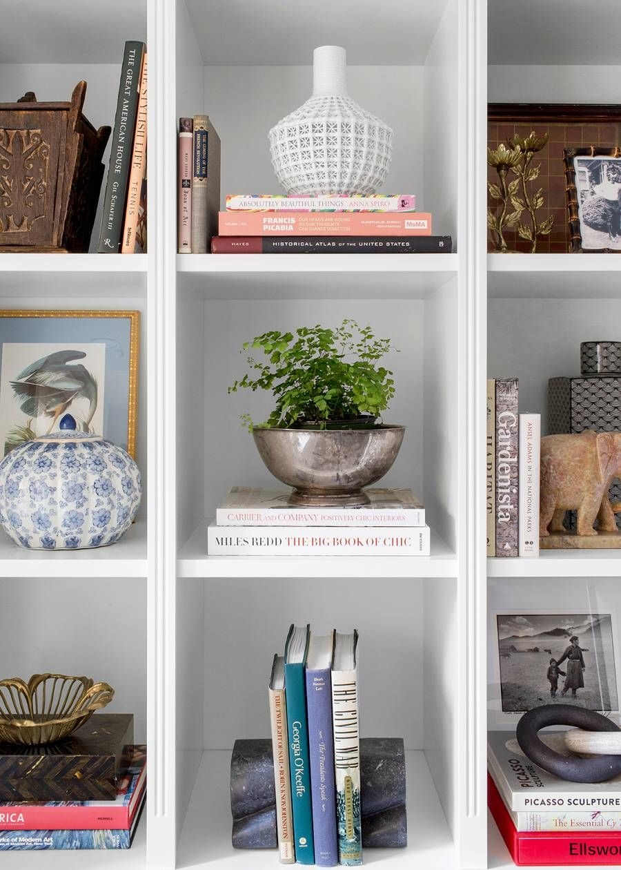 Book Lovers Will Obsess Over This Stunning Home Library Home