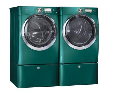 Redirecting Washer And Dryer Turquoise Kitchen Appliances Turquoise Kitchen