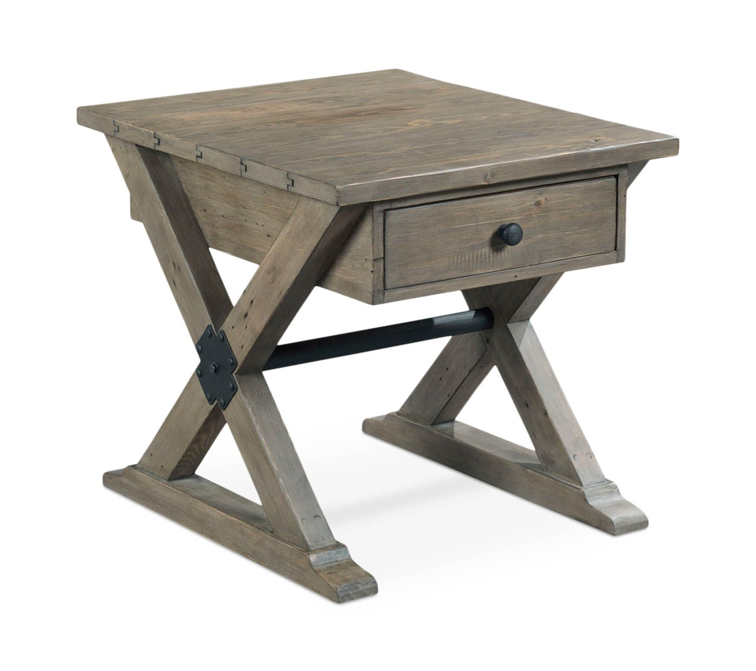 Reclamation Place End Table End Tables Furniture End Tables