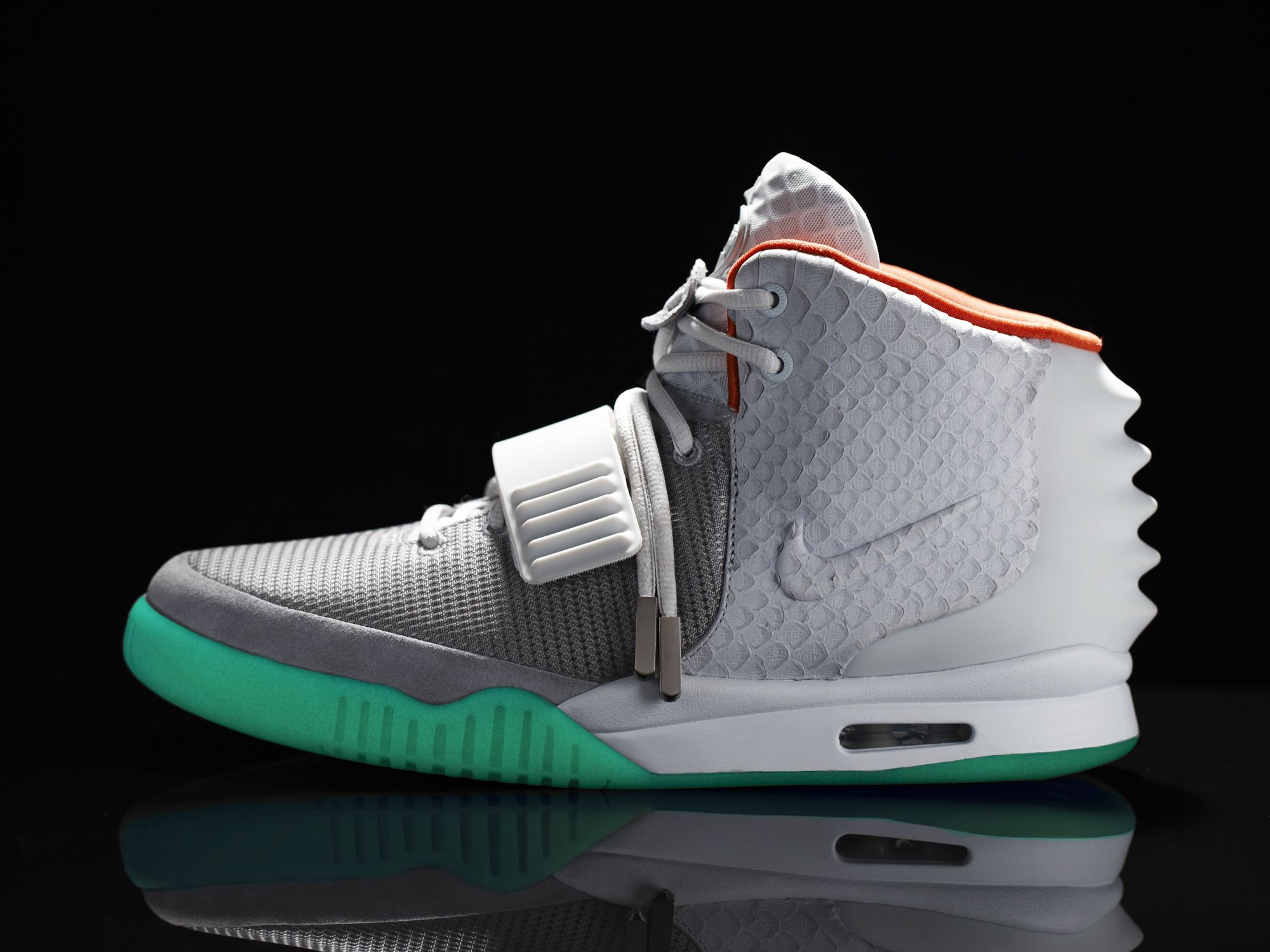 Nike Yeezy II — blog: Dude, You Camped Out to Buy Kanye West's Sneakers
