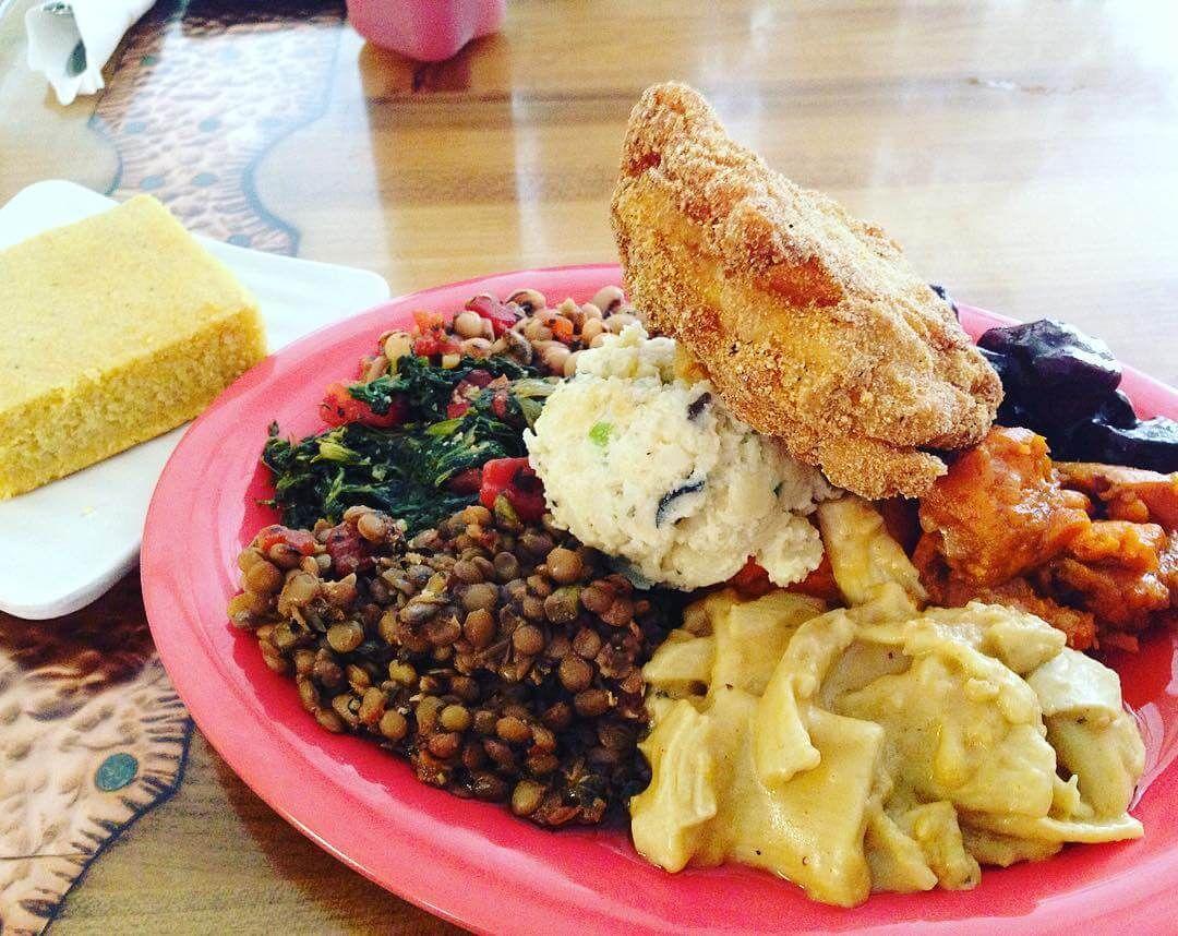 The Best Vegan Soul Food Restaurants Across The Country Vegan Soul Food Soul Food Restaurant Soul Food