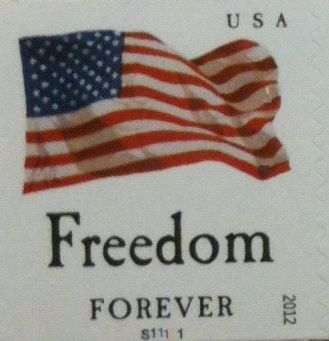 Freedom U S Postage Stamp Forever Stamps Stamp Usa Stamps