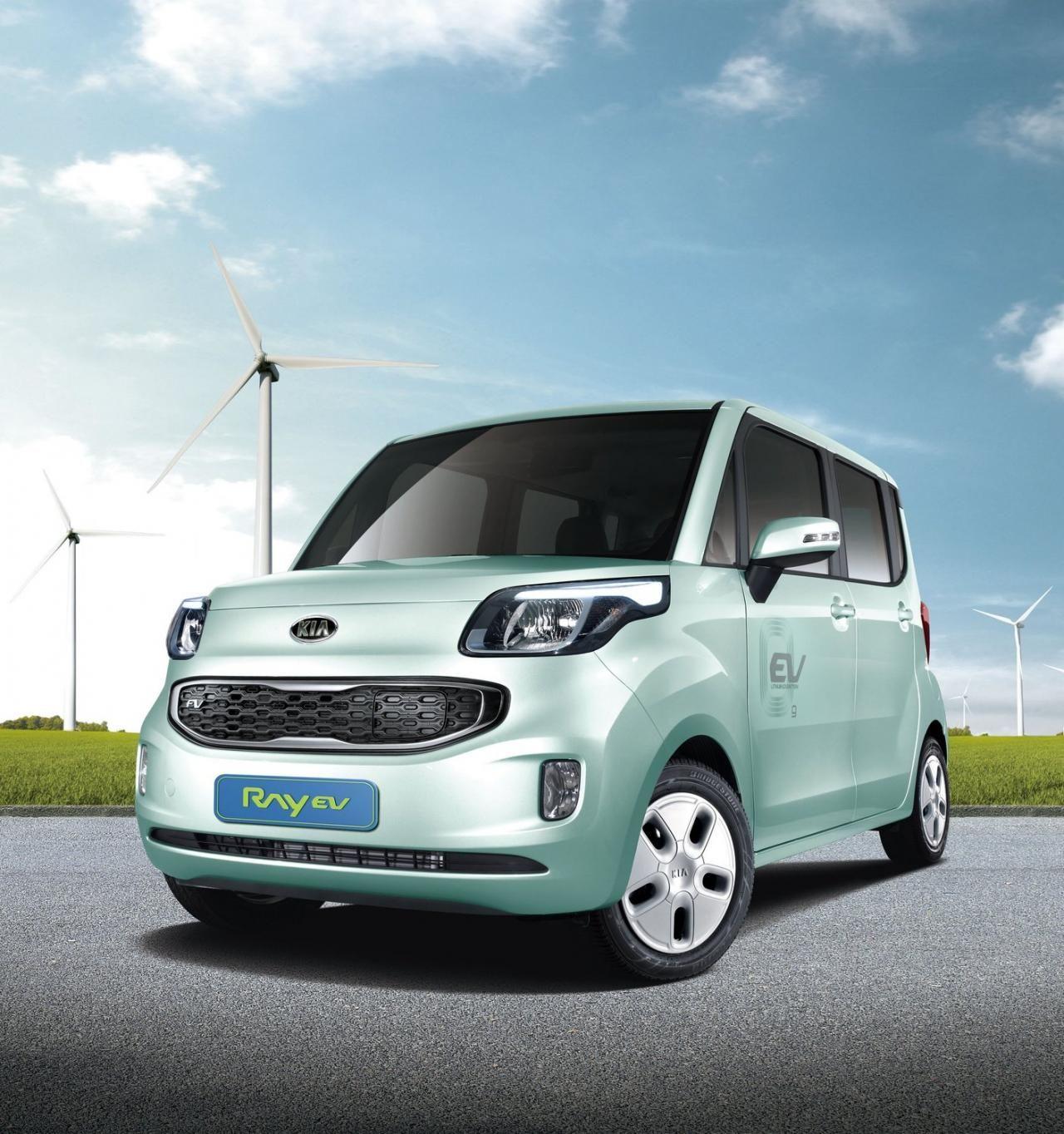 Kia Planiruet Postroit 2500 Elektromobilej Ray Ev Kia Motors