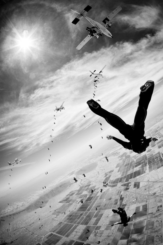 Go Skydiving in 2015! (via Brazilians Exit by Rodrigo