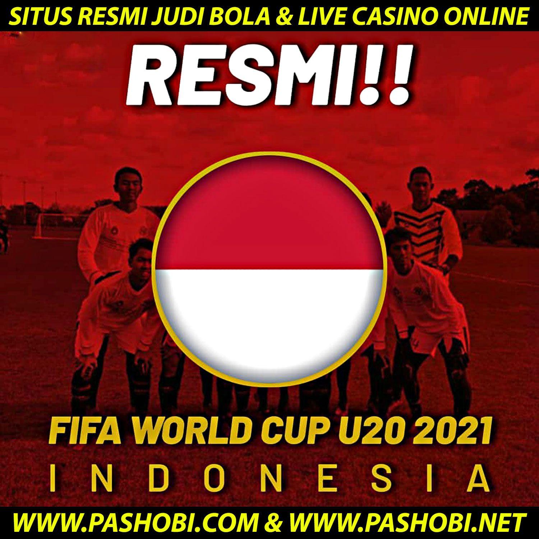 Indonesia Resmi Menjadi Tuan Rumah Piala Dunia U20 Tahun 2021 Dunia Piala Dunia Indonesia