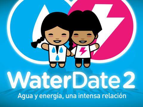 WaterDate 2, una #aplicación para conmemorar el día mundial del Agua