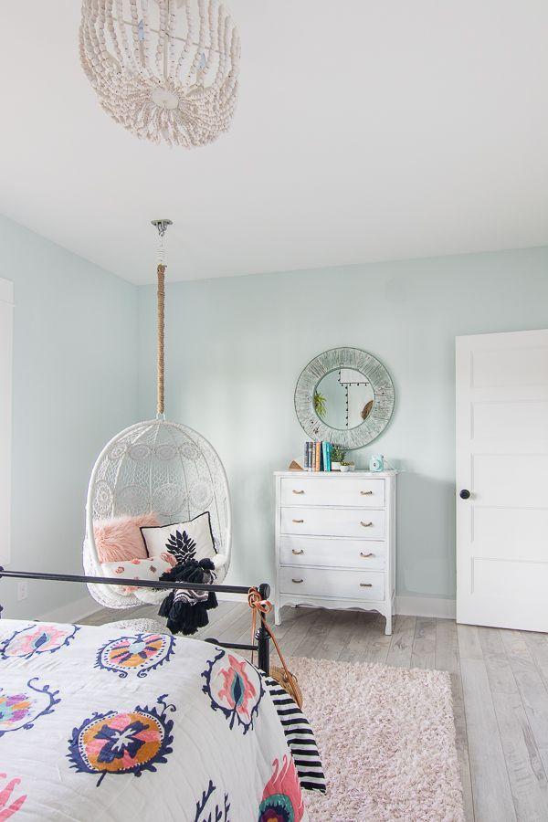 Tween Girl Beachy Boho Bedroom Bedroom Decor Stylish Bedroom