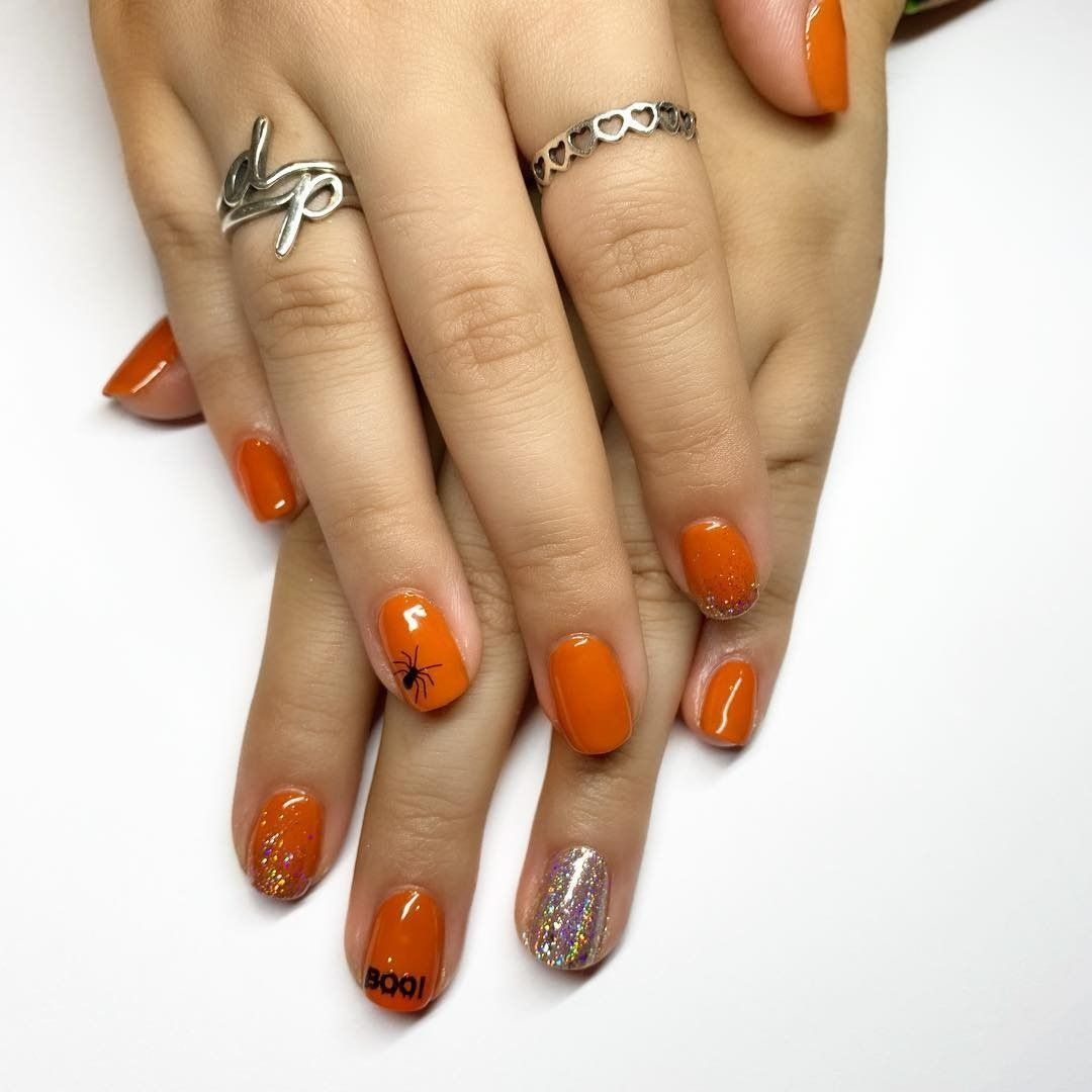 10 Fall Nail Trends For 2020, From Rhinestones To