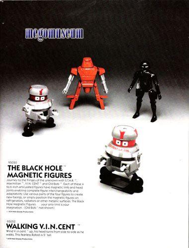 Mego Catalog Library 1980 Black Hole Black Hole Retro Toys Vintage Toys