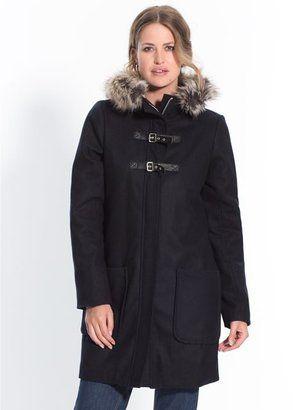 eafaa9bb3fa Balsamik Ladies Duffle Coat