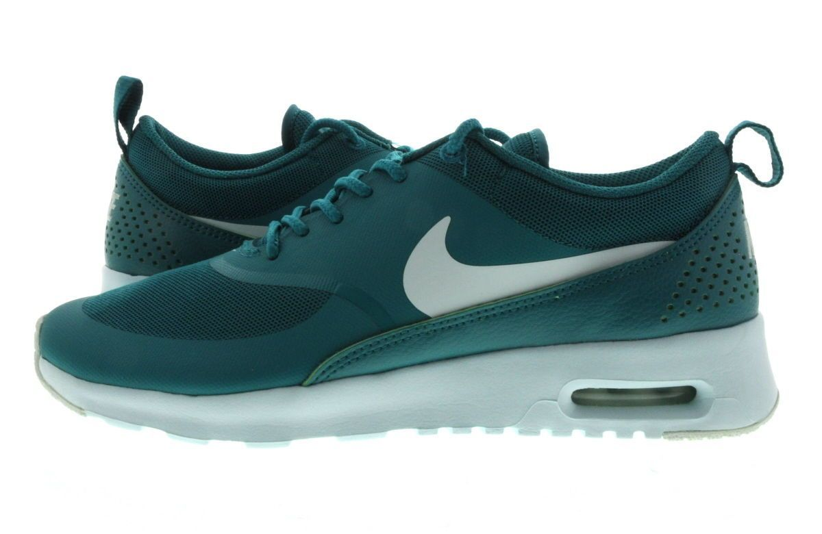 san francisco 07651 5d385 Women Nike Air Max Thea Radiant Emerald/Fiberglass 599409-305 ...