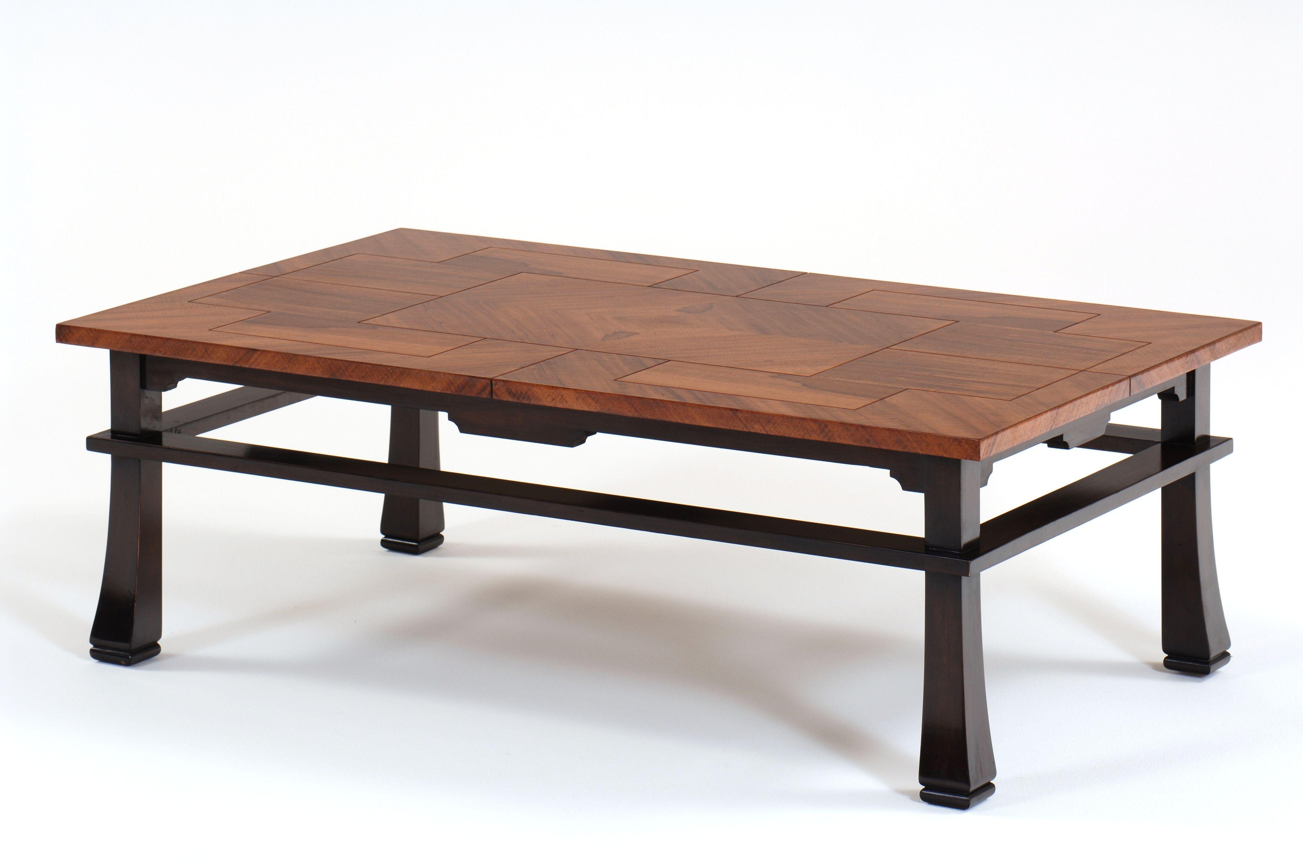 Tesori Designs 203 Shinto Table Pieces Of Rare Koa Wood Exquisitely Assembled In A Segmented Design Create A Ba Custom Furniture Furniture Bespoke Furniture [ 2848 x 4288 Pixel ]