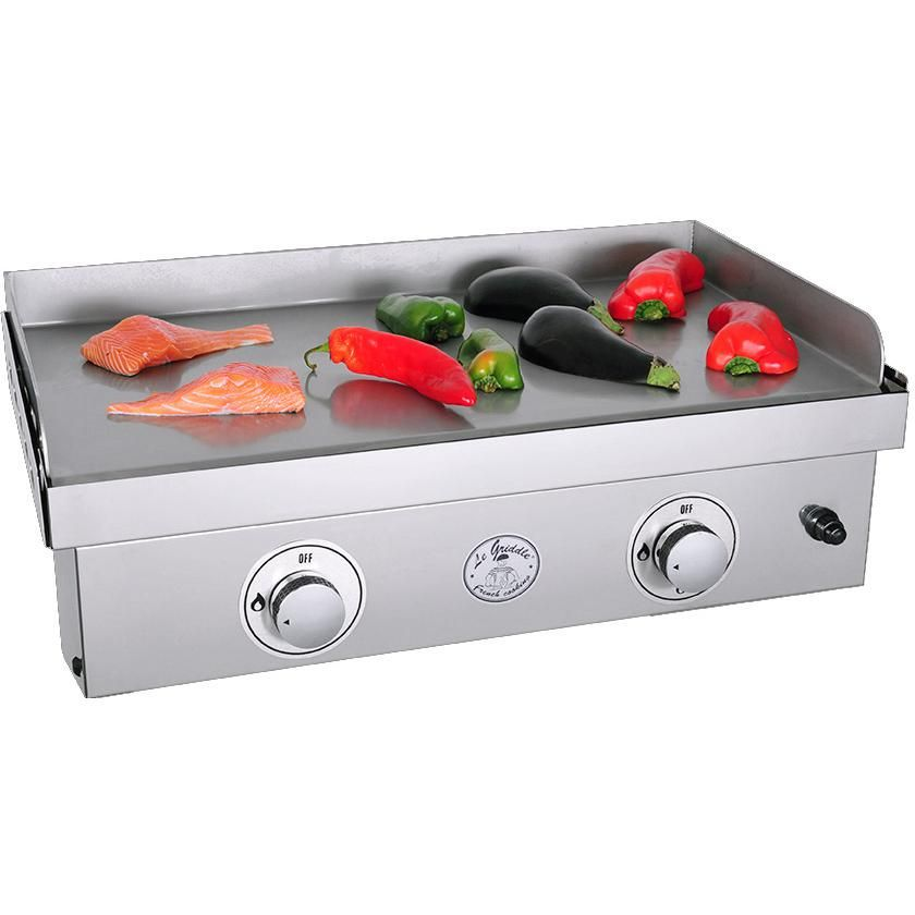Le Griddle 30 Built In Tabletop Propane Gas Griddle Gfe75 Outdoor Kitchen Design Kitchen Design Outdoor Gas Fireplace
