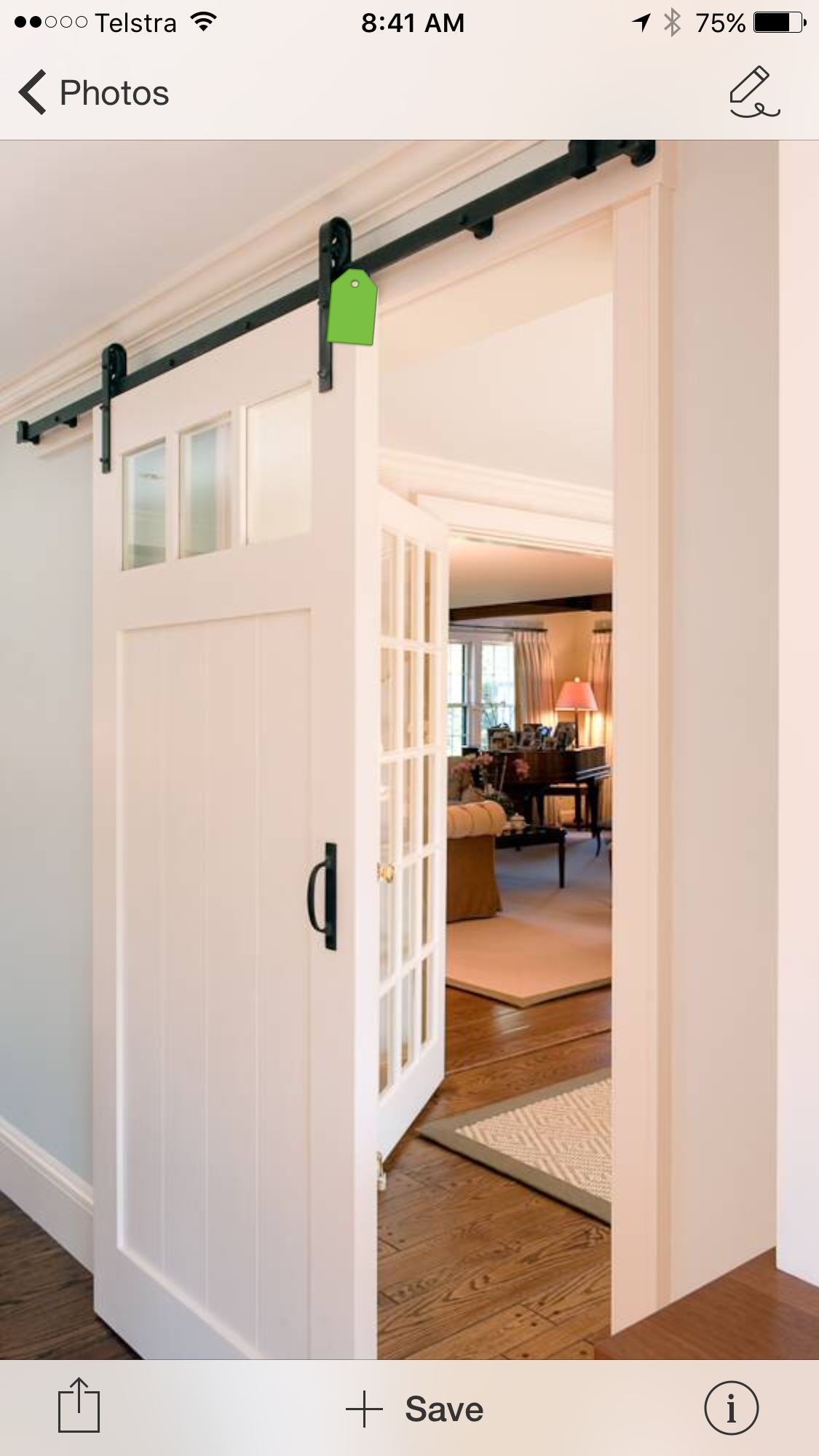 Instructions Make A Barn Style Sliding Door Or Fit Sliding