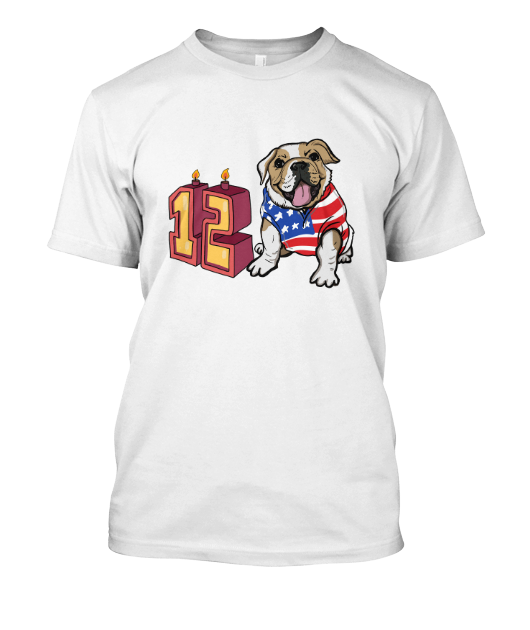Birthday Gift For 12 Year Old Who Loves Bulldogs