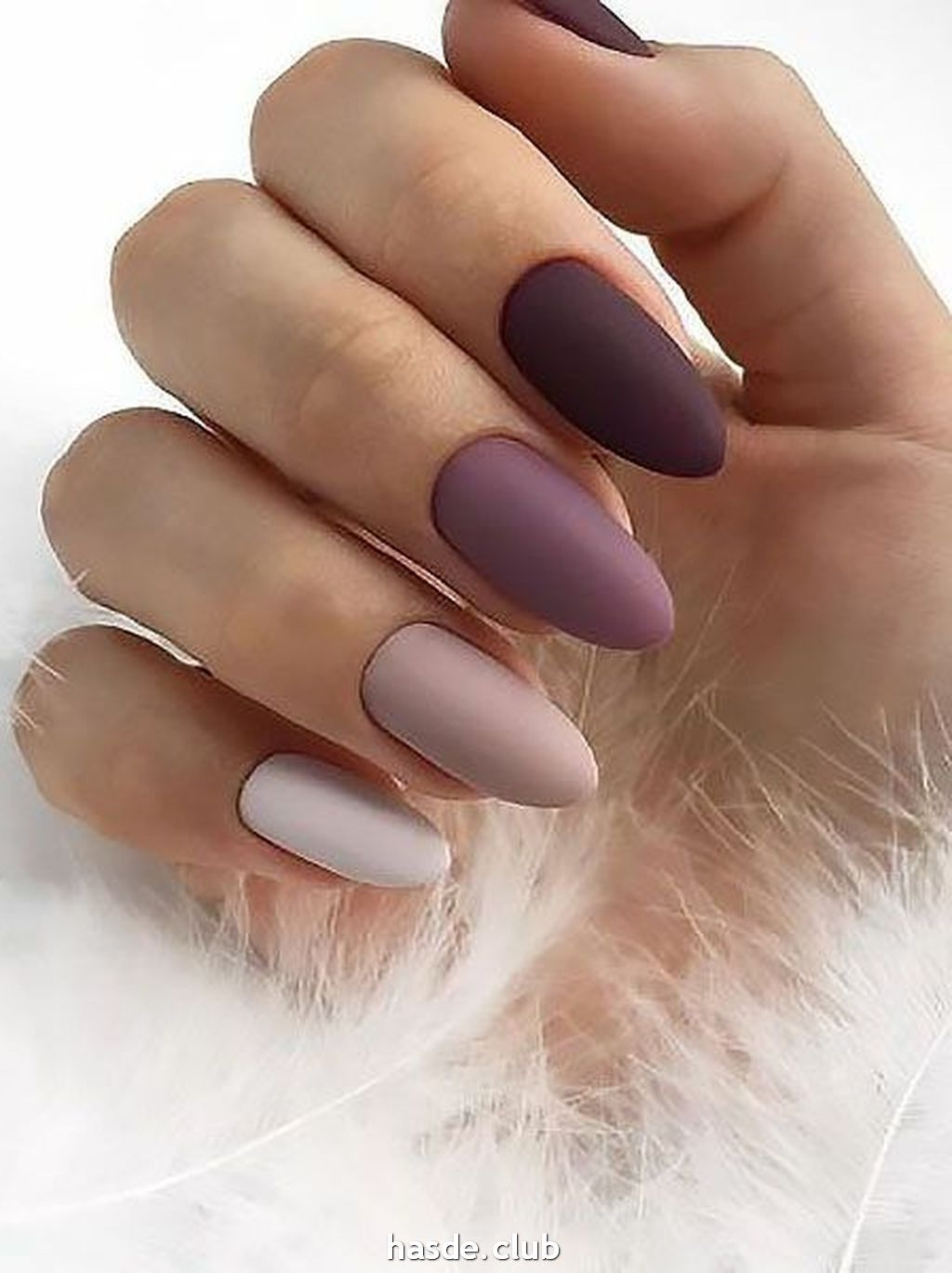 30 Inspiring Winter Nails Color Trend 2020 Nail Color Trends