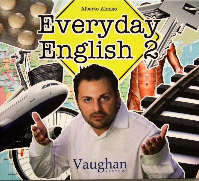 Everyday english / Alberto Alonso. + info: http://www.vaughantienda.com/everyday-english-2-10-horas-en-mp3.html