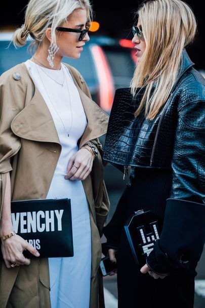 Street Style Takes A Practical Turn At New York Fashion Week