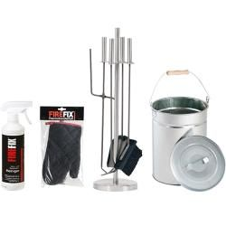 Photo of Stove accessories set 6 (4 pieces, suitable for: stoves)