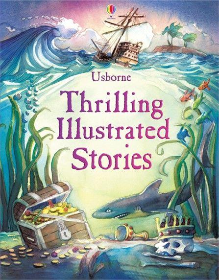 Usborne Illustrated Treasure Island