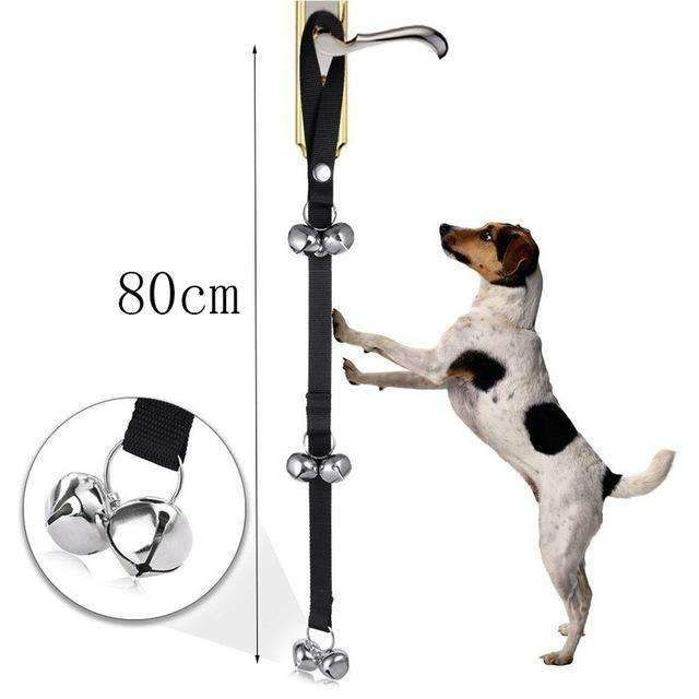 Dog Training Doorbell Puppy Sophie Dog Door Bell Dog Potty Dogs