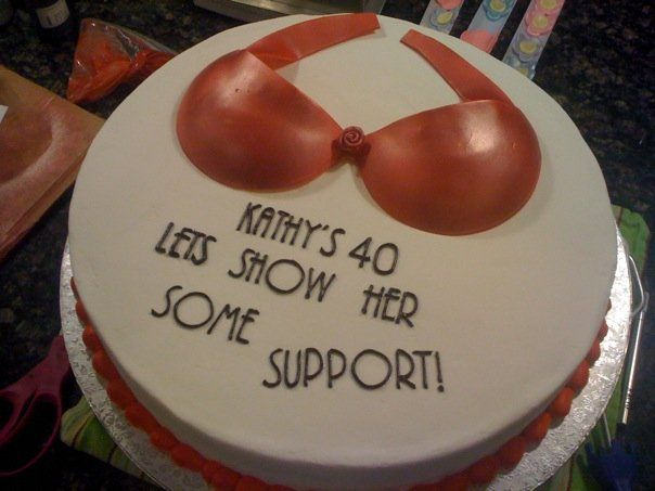 Funny 40th Birthday Cakes For Women 40th Birthday Cake Sandra In