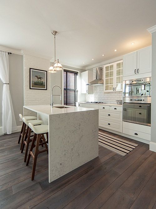 Before After A Queens Townhouse Kitchen Gets A Chic Update