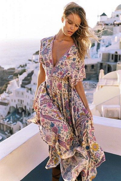 66858f7cd7 11 Flirty Day-To-Night Dresses That Are Perfect For Summer | Greece ...