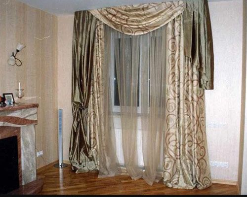 how to buy fabric to make curtains