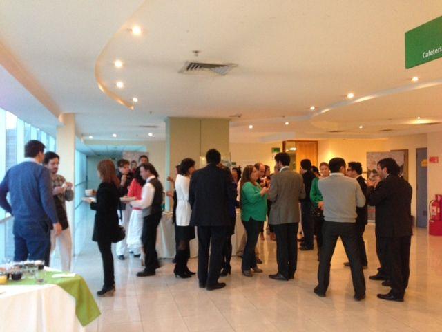 Lanzamiento de #dentalinksoftwaredental en la ACHS. ¿Quieres más información? contáctanos en www.dentalink.cl