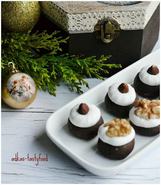 .. chute a vône mojej kuchyne...: Orieškové mini koláčiky