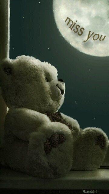 I Miss U To The Moon Back My Love Lucu Animasi Kata Kata Mutiara