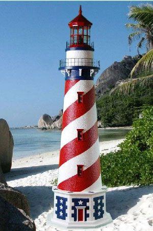 Nautical Outdoor Decor Nautical Treasures Lighthouse