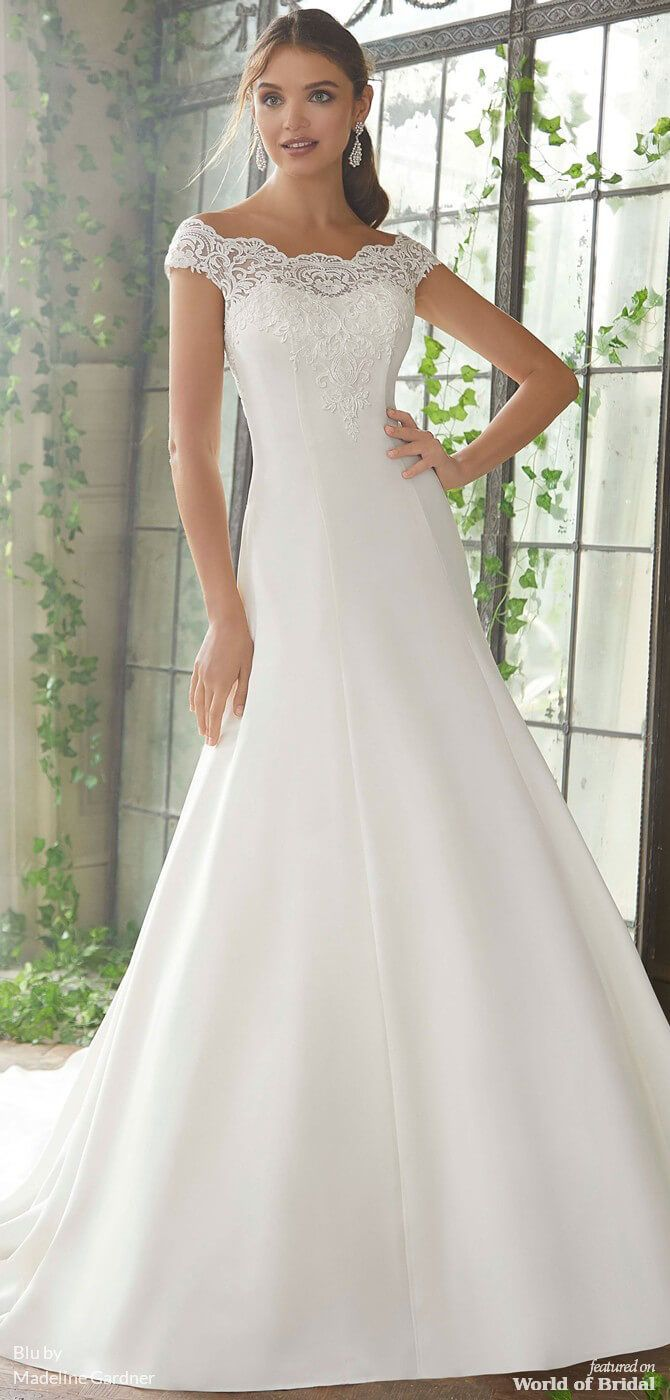 Blu by Madeline Gardner Spring 16 Wedding Dresses