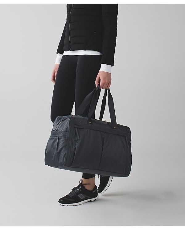 69d7bd21cb Urban Warrior Duffel | Potential | Bags, Lululemon, Garment bags