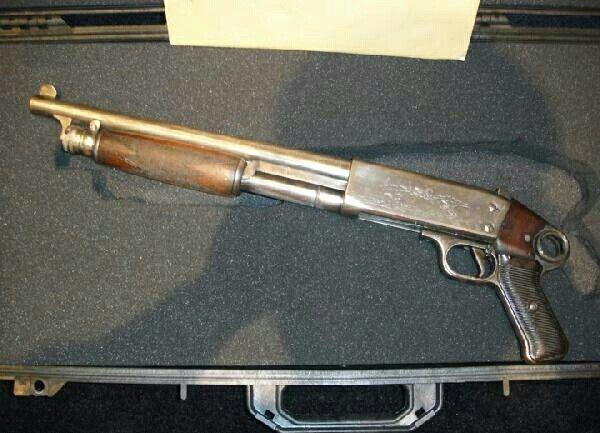 Ithaca Model 37 Custom 12 Gauge Holds 6 Shells | Bangers