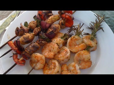 Rosemary Skewers – Gettin' Twiggy With It | Barbecue Tricks