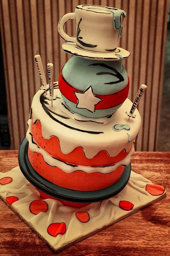 Creative and Unusual Cake Designs food ideas Pinterest Cake