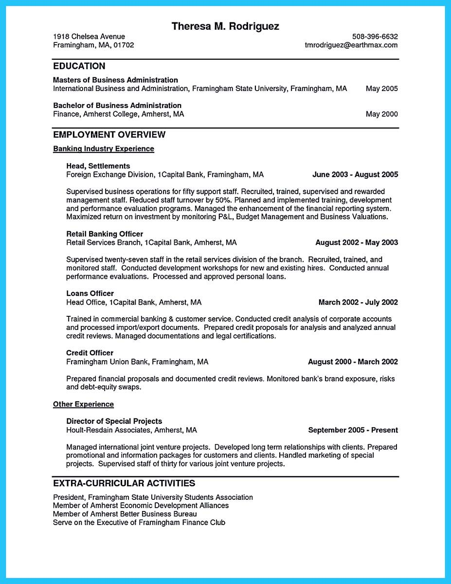School Administrator Resume Awesome High Impact Database Administrator Resume To Get Noticed .