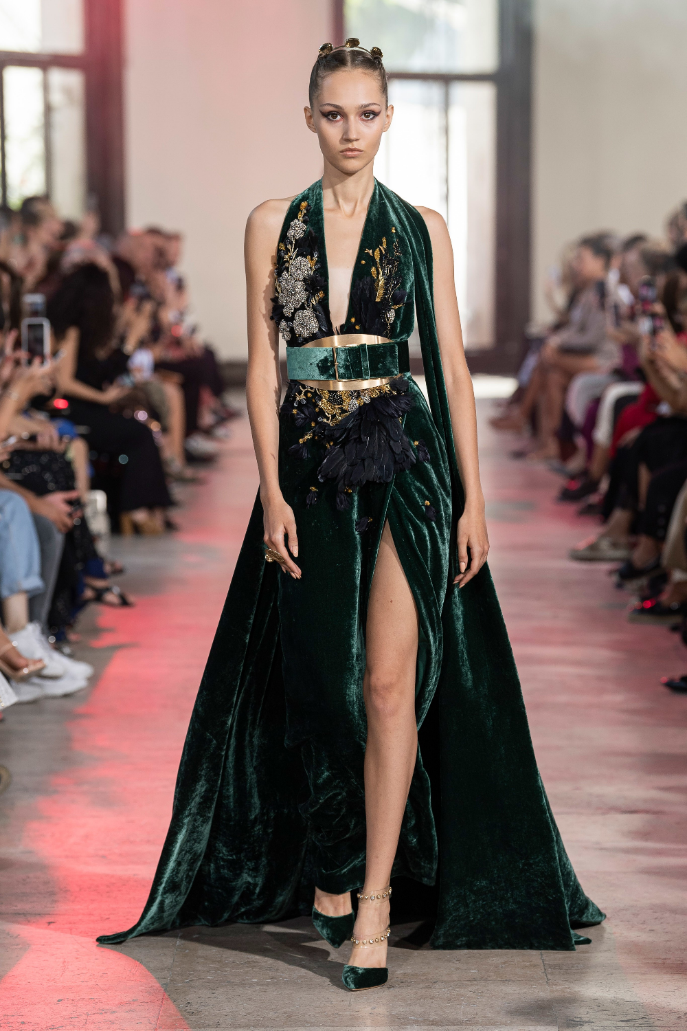 Elie Saab Fall 2019 Couture Collection Vogue Elie Saab Couture Elie Saab Fall Couture Fashion