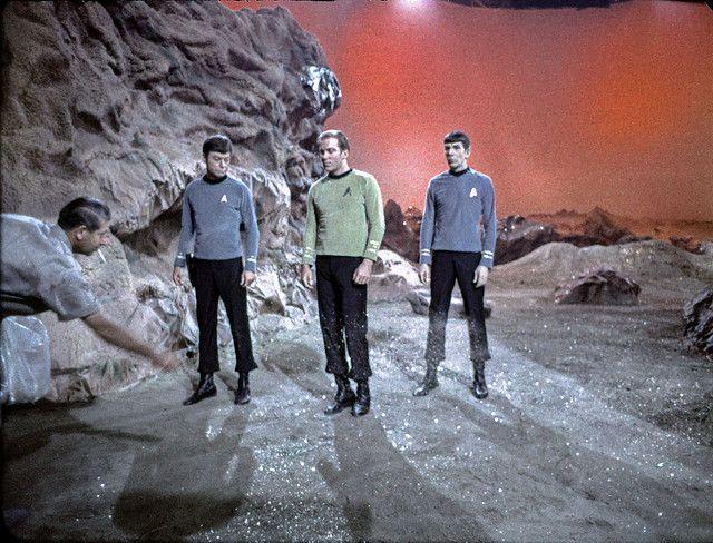 Smokin' on Vulcan by birdofthegalaxy, via Flickr