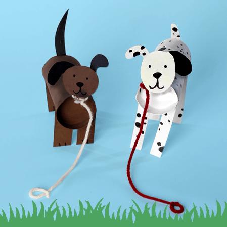 10 Ideias Criativas Para Fazer Brinquedos Com Rolo De