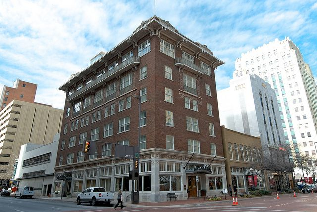 The Ashton Hotel Fort Worth With Images Hotel Haunted Hotel