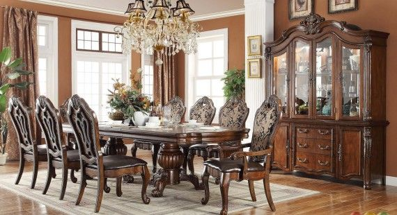 Formal Dining Room Sets  How Elegance Is Made Possible  Dining Endearing Formal Dining Room Sets Design Ideas