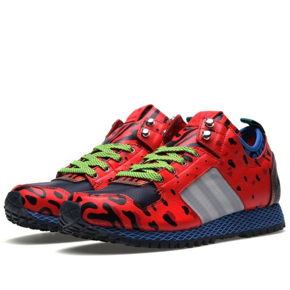hot sales 0551a 80d18 Adidas x Opening Ceremony New York Run (Toro, Marine  Light Clay)