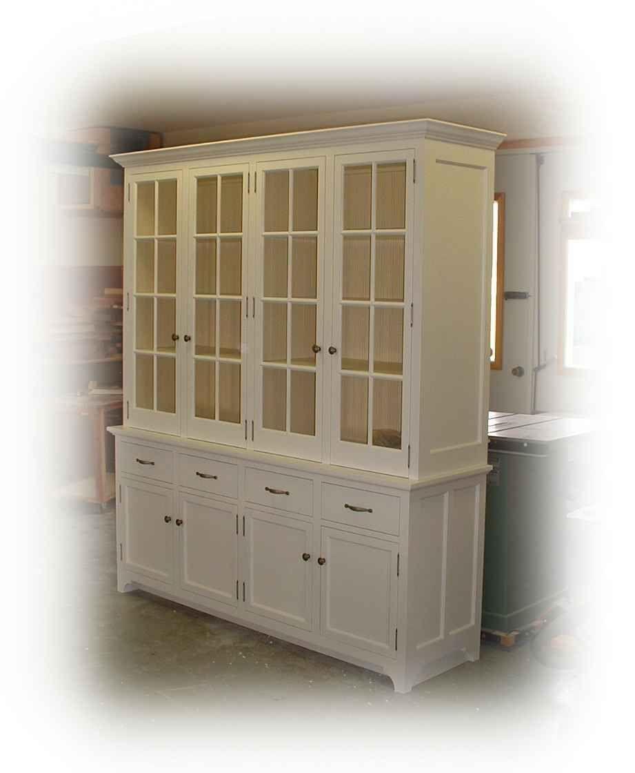 white buffet cabinet | White buffet & hutch | My home | Pinterest