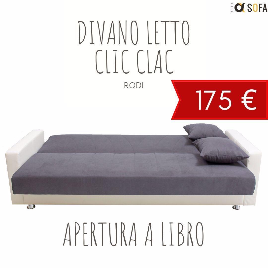 Divano Comodo Per Dormire divano letto facile apertura