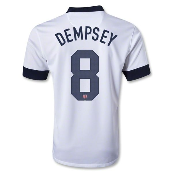 uk availability e6b7f 61b33 Clint Dempsey USMNT Centennial Jersey | Men's Fashion ...