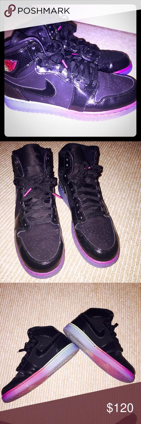 Nike Air Jordan High Top Sneakers